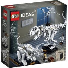 Lego Ideas Кости динозавра 21320