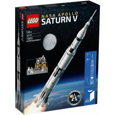 Lego Ideas NASA Аполло Сатурн 5 92176