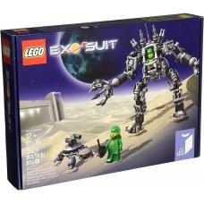 Lego Ideas Экзоскелет 21109