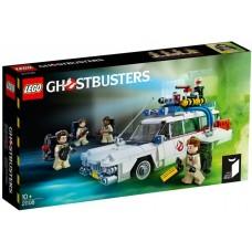 Lego Ideas Автомобиль охотников за привидениями Экто-1 21108
