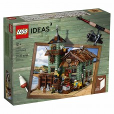 Lego Ideas Старый рыболовный магазин 21310