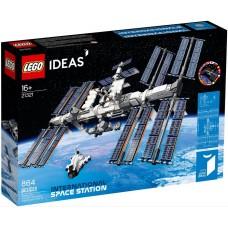 Lego Ideas Международная Космическая Станция 21321