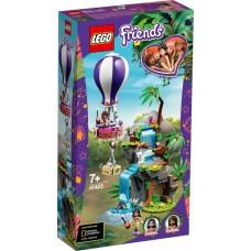 Lego Friends Джунгли: спасение тигра на воздушном шаре 41423