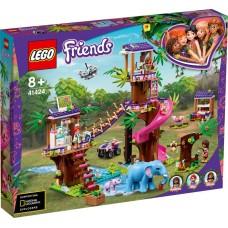 Lego Friends Джунгли: штаб спасателей 41424