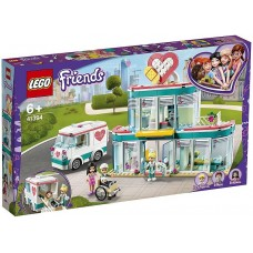 Lego Friends Городская больница Хартлейк Сити 41394