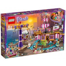 Lego Friends Парк развлечений на набережной 41375