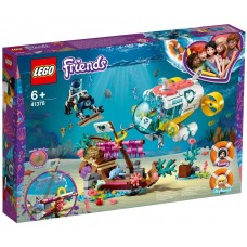 Lego Friends Спасение дельфинов 41378