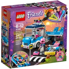 Lego Friends Грузовик техобслуживания 41348