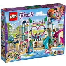 Lego Friends Курорт Хартлейк Сити 41347