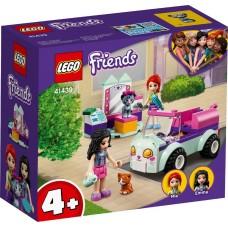 Lego Friends Авто парикмахера для кошек 41439