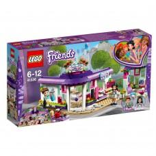 Lego Friends Арт-кафе Эммы 41336