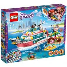 Lego Friends Катер для спасательных операций 41381