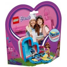 Lego Friends Летняя шкатулка-сердечко для Оливии 41387