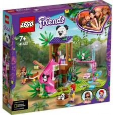 Lego Friends Джунгли: домик для панд на дереве 41422