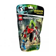 Lego Hero Factory Зверь-проходчик против Суржа 44024