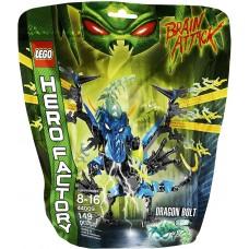 Lego Hero Factory Дракон Молния 44009
