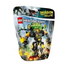 ШОУ БОКС Lego Hero Factory Робот Эво XL 44022 EVO XL Machine
