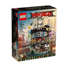 The Lego Ninjago Movie Ниндзяго Сити 70620 42794-03 bb-70620