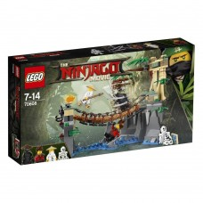 The Lego Ninjago Movie Мастер Фолс 70608 42345-03 bb-70608