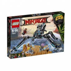 The Lego Ninjago Movie Страйдер 70611 42346-03 bb-70611