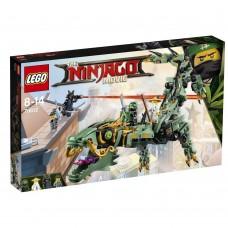 The Lego Ninjago Movie Драконобот зеленого ниндзя 70612