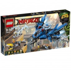 The Lego Ninjago Movie Истребитель-молния 70614 42349-03 bb-70614