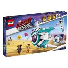 Lego Movie 2 Падруженский Звездолёт Мими Катавасии 70830
