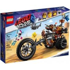 Lego Movie 2 Хеви-метал мотоцикл Железной бороды! 70834
