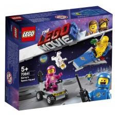 Lego Movie 2 Космический отряд Бенни 70841