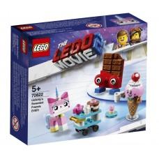Lego Movie 2 Самые лучшие друзья Кисоньки! 70822