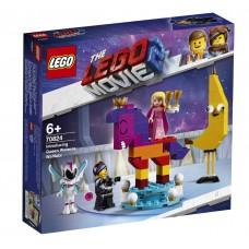 Lego Movie 2 Познакомьтесь с королевой Многоликой Прекрасной 70824