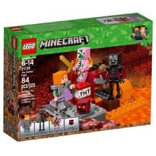 Lego Minecraft Бой в Подземелье 21139