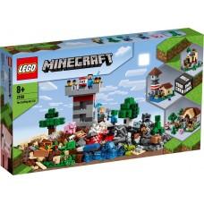 Lego Minecraft Верстак 3.0 21161