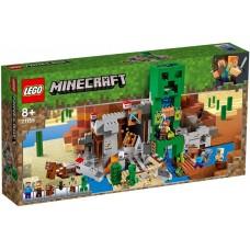 Lego Minecraft Шахта крипера 21155