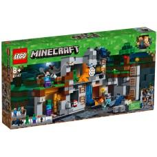 Lego Minecraft Приключения в шахтах 21147