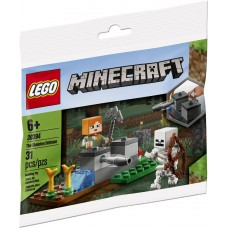 Lego Minecraft Оборона скелетов 30394