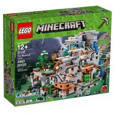 Lego Minecraft Горная пещера 21137