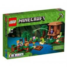 Lego Minecraft Хижина ведьмы 21133