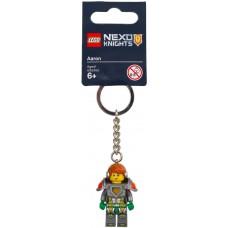 Брелок Lego Nexo Knights Аарон 853520