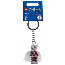 Lego Legends Of Chima Брелок Ворриз 850609
