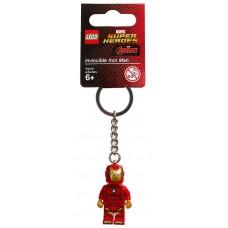 Lego Super Heroes брелок Железный человек 853706