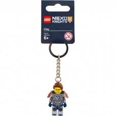 Брелок Lego Nexo Knights Клэй 853521