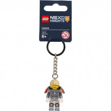 Брелок Lego Nexo Knights Ланс 853524