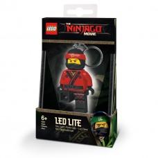 Брелок-фонарик Лего Ниндзяго Муви Кай светодиодный LGL-KE108K