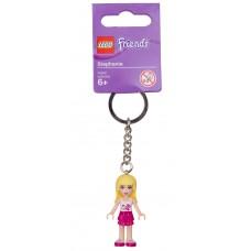 Lego Friends брелок Стефани 853550