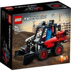 Lego Technic Фронтальный погрузчик 42116