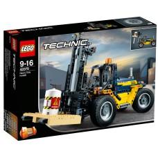 Lego Technic Сверхмощный вилочный погрузчик 42079