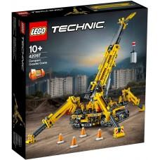 Lego Technic Компактный гусеничный кран 42097