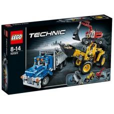 Lego Technic Строительная команда 42023