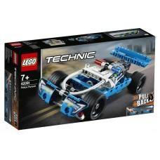 Lego Technic Полицейская погоня 42091